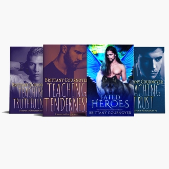 Books by Brittany Cournoyer